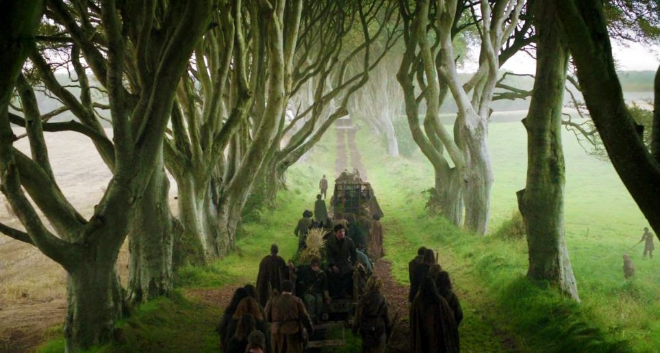 Gallery Of Game Of Thrones Locations In Ireland Green News Ireland