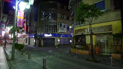 Street of Shinjuku at night 2