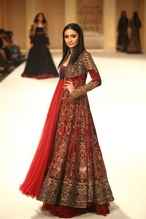 Amazing Floor length Anarkali with heavily embroidered