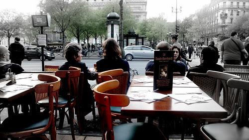 Café Sarah Bernard