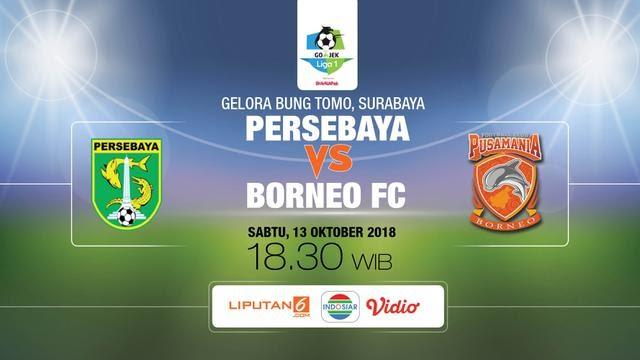 Persebaya Vs Borneo Fc Live