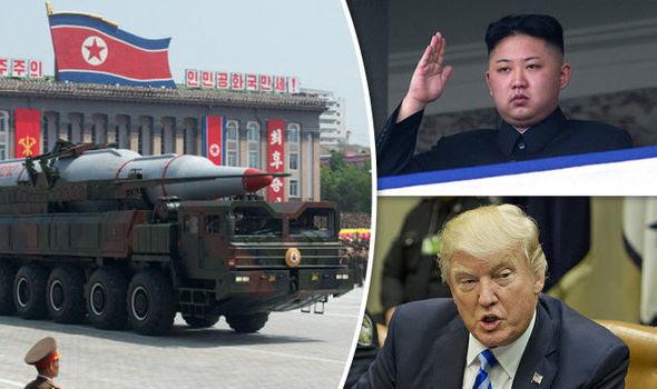 Tình hình Triều Tiên, phi hạt nhân hóa, Tổng thống Mỹ, Donald Trump, Kim Jong Un