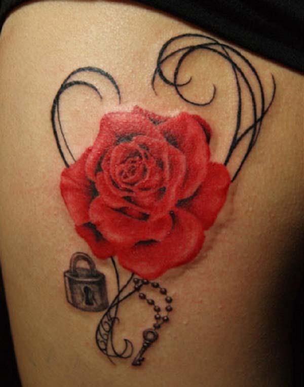 80 Tatuajes De Rosas Y Sus Significados Imagenes Top 2018
