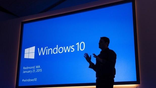 مايكروسوفت تكشف عن النسخة الكاملة من ويندوز 10