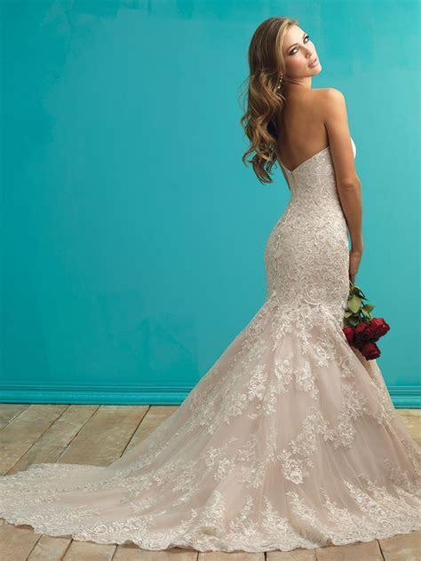 Allure Bridals Collection 2015 2016 Wedding Dress Wedding
