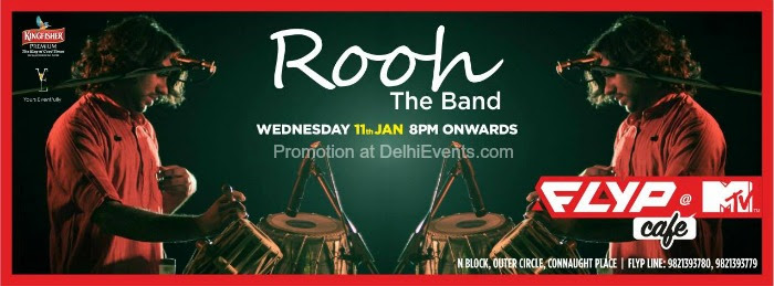 Rooh band Flyp MTV Cafe Creative