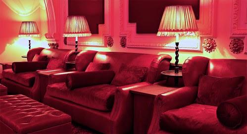 Electric Cinema - sofas