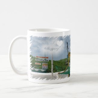 Cozumel Shopping Mug