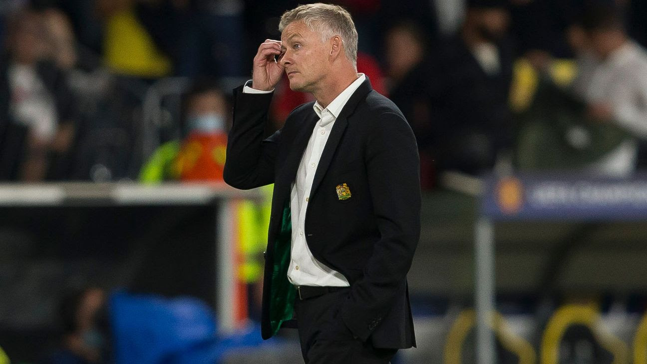 Man United given reality check by Young Boys as Champions League campaign begins with defeat