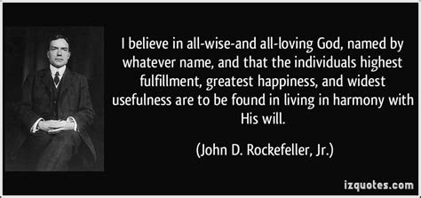 Rockefeller Quotes On Education