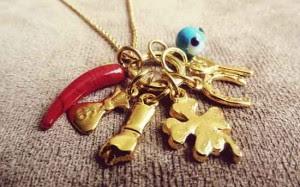 Amuletos de proteção