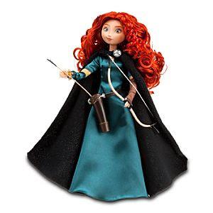 Classic Brave Merida Doll -- 11'' H