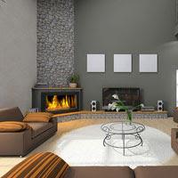 Design Ideas For Loft Living Room