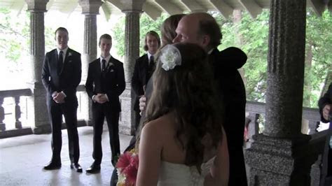 """Marry me"" wedding ceremony  walk down the aisle   YouTube"