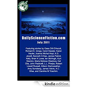 Daily Science Fiction July 2011 Collection