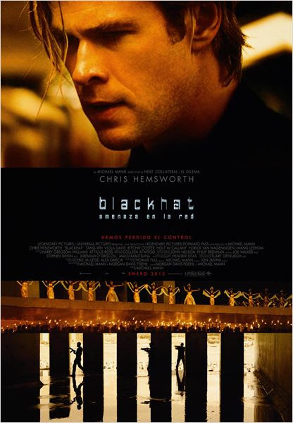 Blackhat (Amenaza en la red) : Cartel