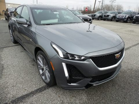 2020 Cadillac CT5 Sport AWD Data, Info and Specs ...