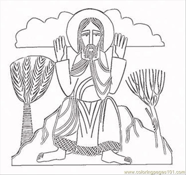 Coloring Pages All Saints Day Other \u0026gt; Religions  free