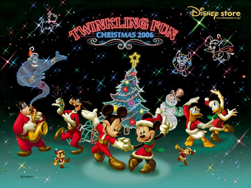 ディズニー 壁紙 無料 クリスマス