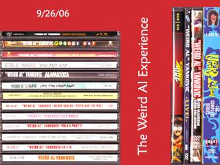 Weird Al Collection