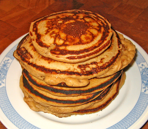 pancake di castagne by fugzu