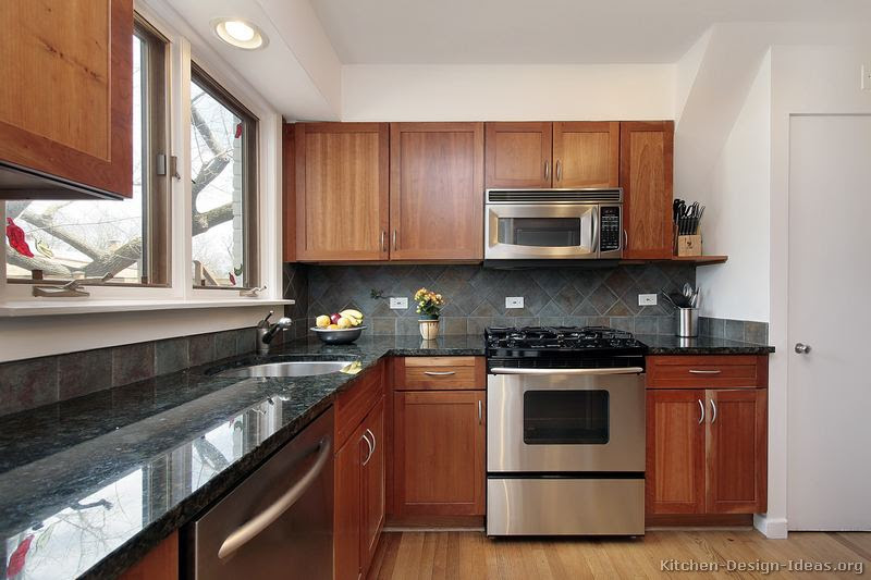 Transitional Kitchen Design - Cabinets, Photos,