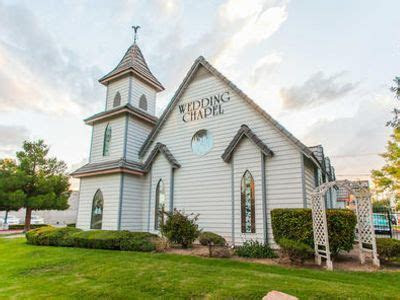 Top Ten Best Wedding Chapels In Las Vegas