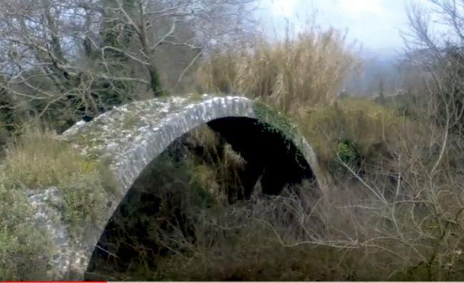 Δράση ανάδειξης του πέτρινου γεφυριού