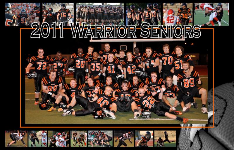 Washington High School Football Team Posters