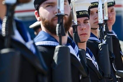 Британия передаст списанные корабли ВМС Украине