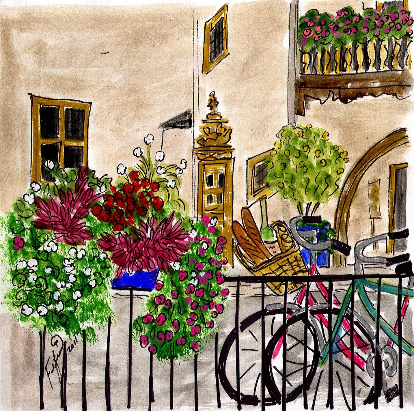 Provence Bicycles