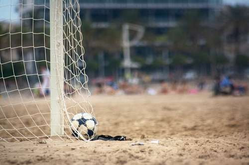imágenes gratis arena, beach, deporte, futbol, pelota, playa, sand