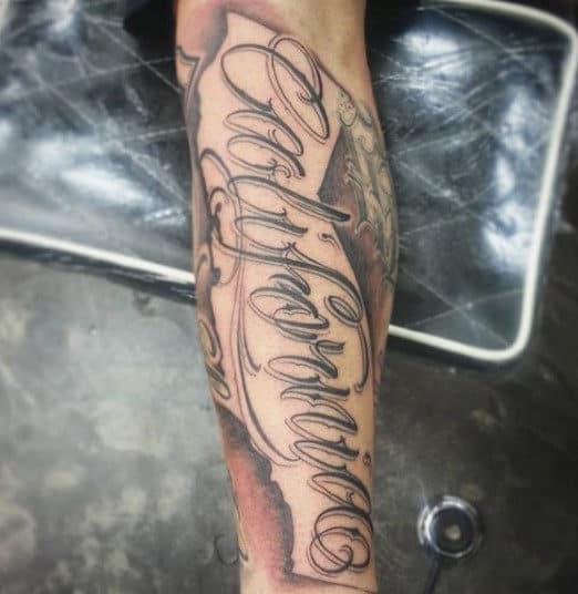 Hood Forearm Sleeve Tattoo Kata Kata