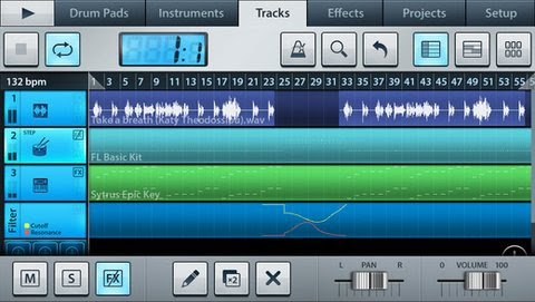 FL Studio for iPhone