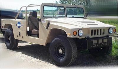 Canadian All-Terrain Vehicles CATVee Hummer 2 door