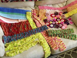 Sandy Hook Yarn Bomb