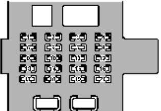 Lexus Gs300 1998 2000 Fuse Box Diagram Auto Genius