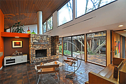 "70's and 80's modern homes--like ""California ..."