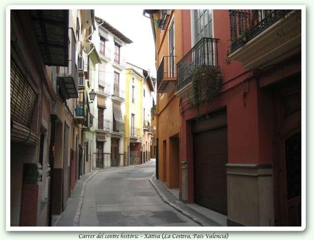 Carrer de Xàtiva