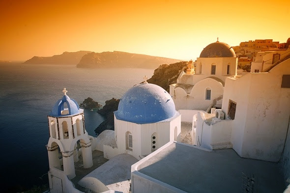pining for another Grecian Island vacation.