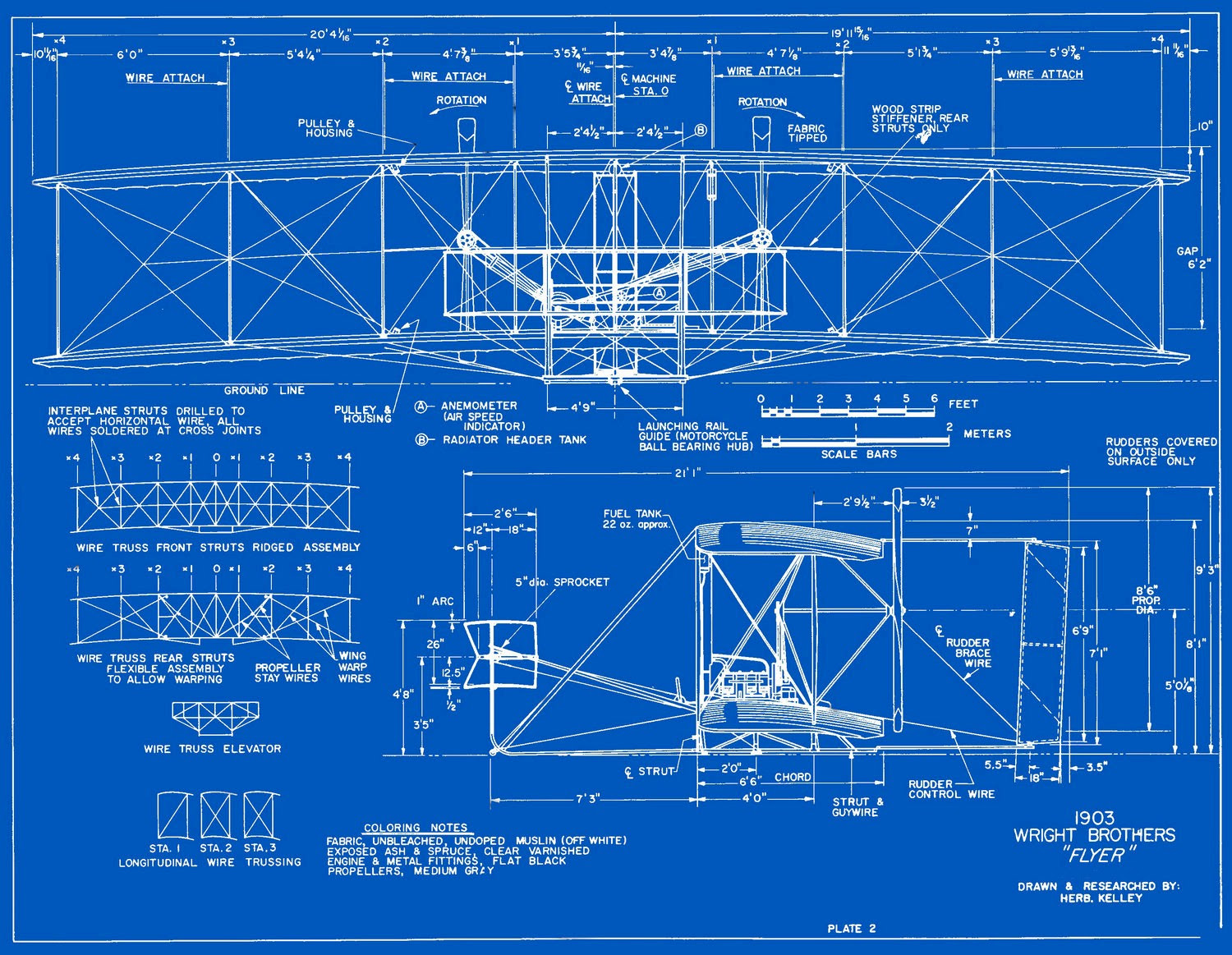 Boat plans and dimensions blueprint urban | Doela