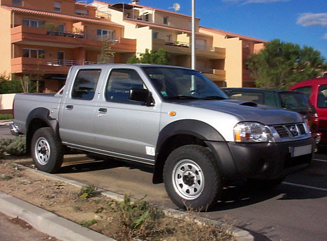 voiture occasion pick up