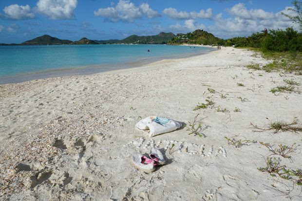Tips for Studying for Your Social Work Degree While Vacationing in Antigua