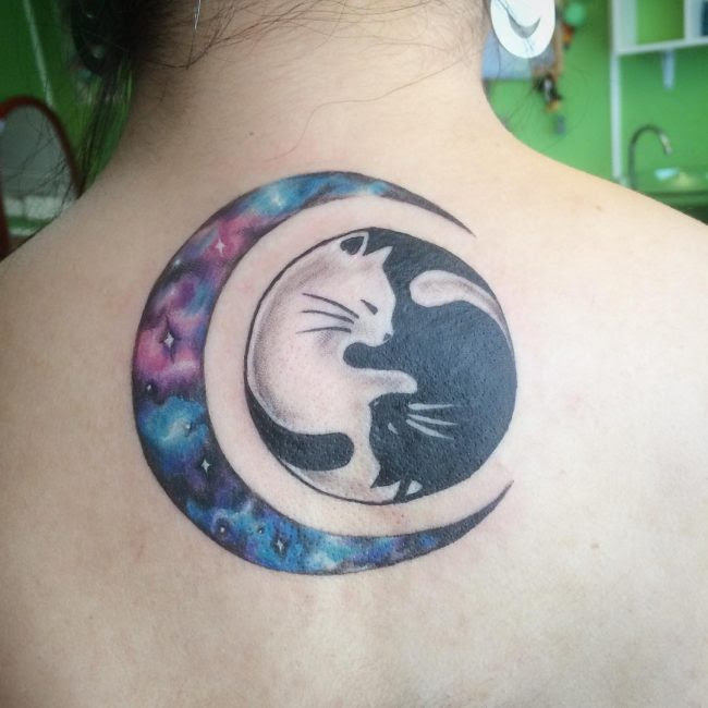 115 Best Moon Tattoo Designs Meanings Up In The Sky 2018