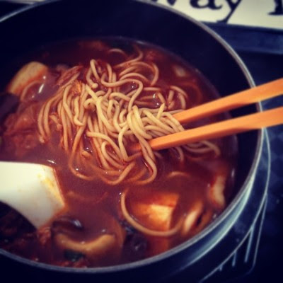 Slurp! 🍜🍜🍜 (Taken with Instagram)