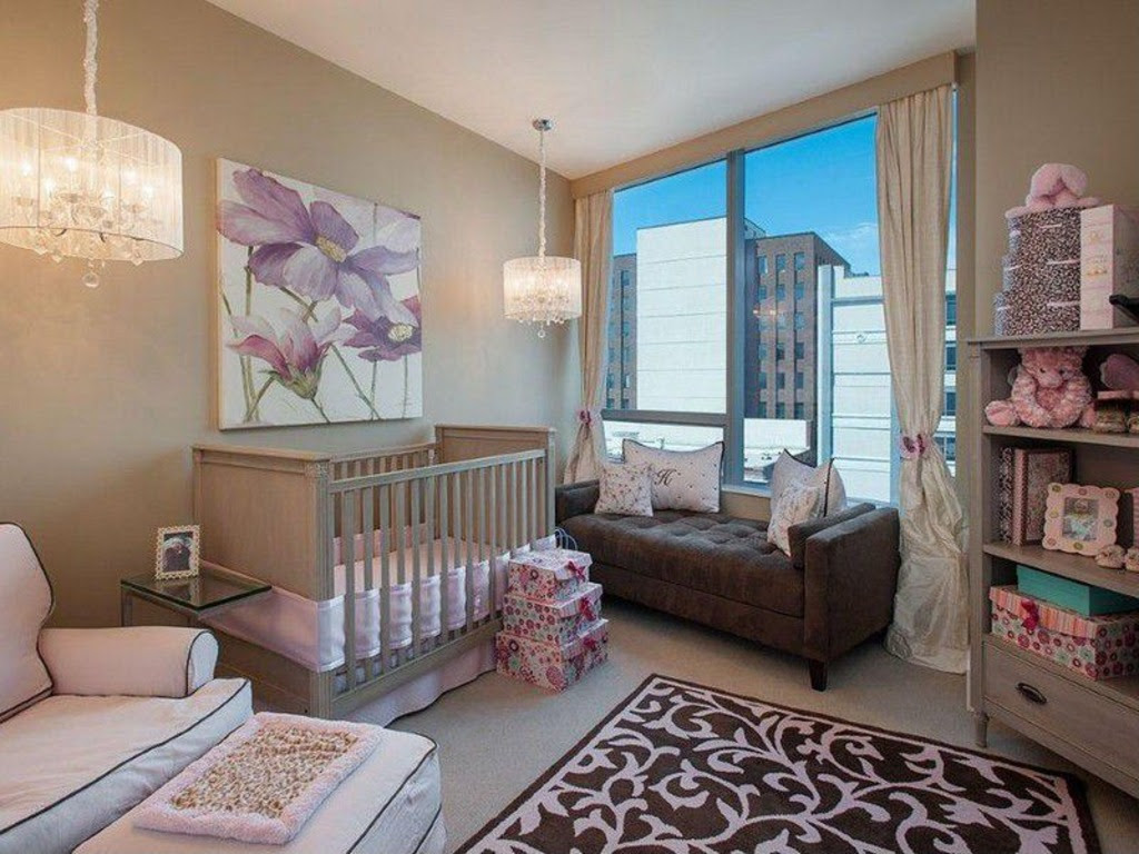Adorable Baby Girls Rooms Decorating Tips | Ideas 4 Homes
