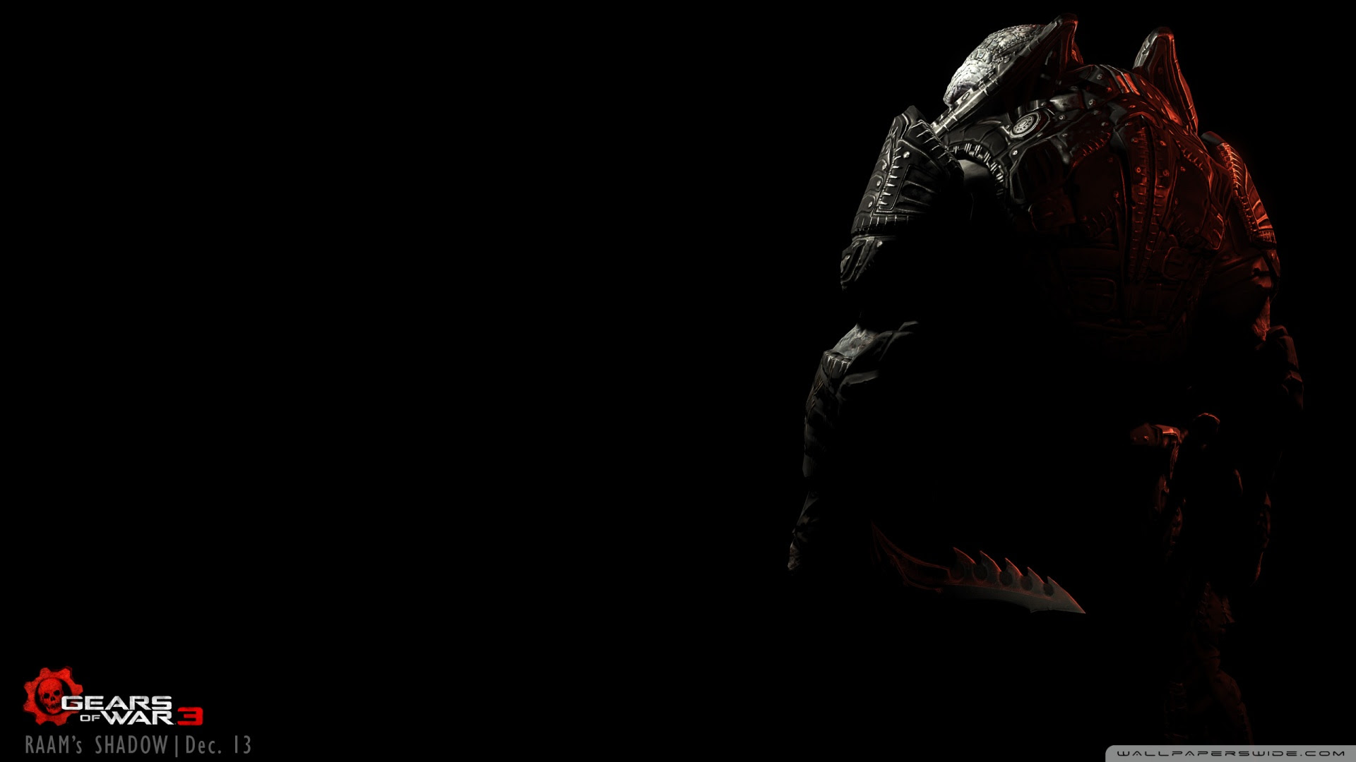 Gears Of War 3 Raam S Shadow Ultra Hd Desktop Background Wallpaper