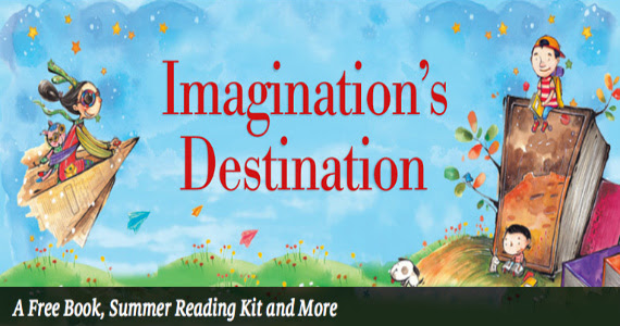 Free Book For Kids From Barnes & Noble