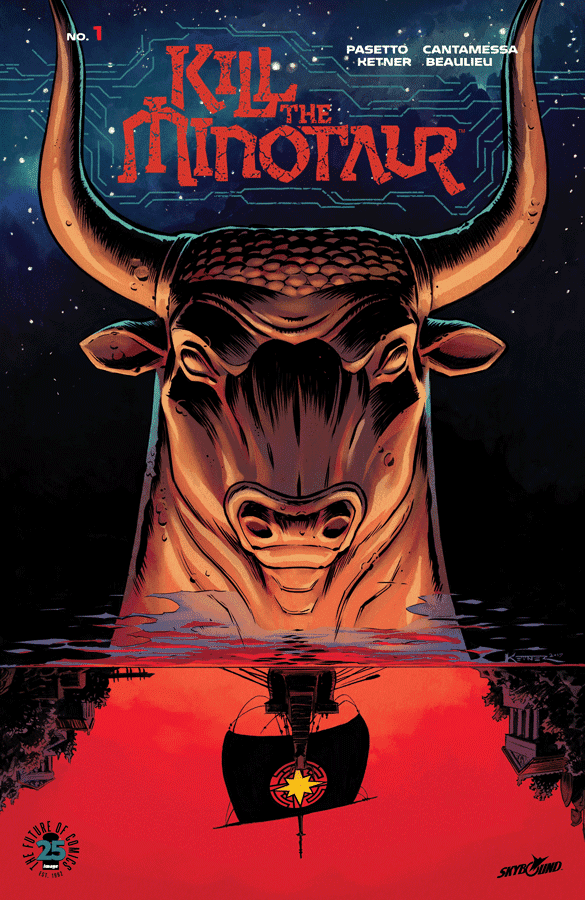 Universal, Skybound To Develop KILL THE MINOTAUR Comic Book Adaptation