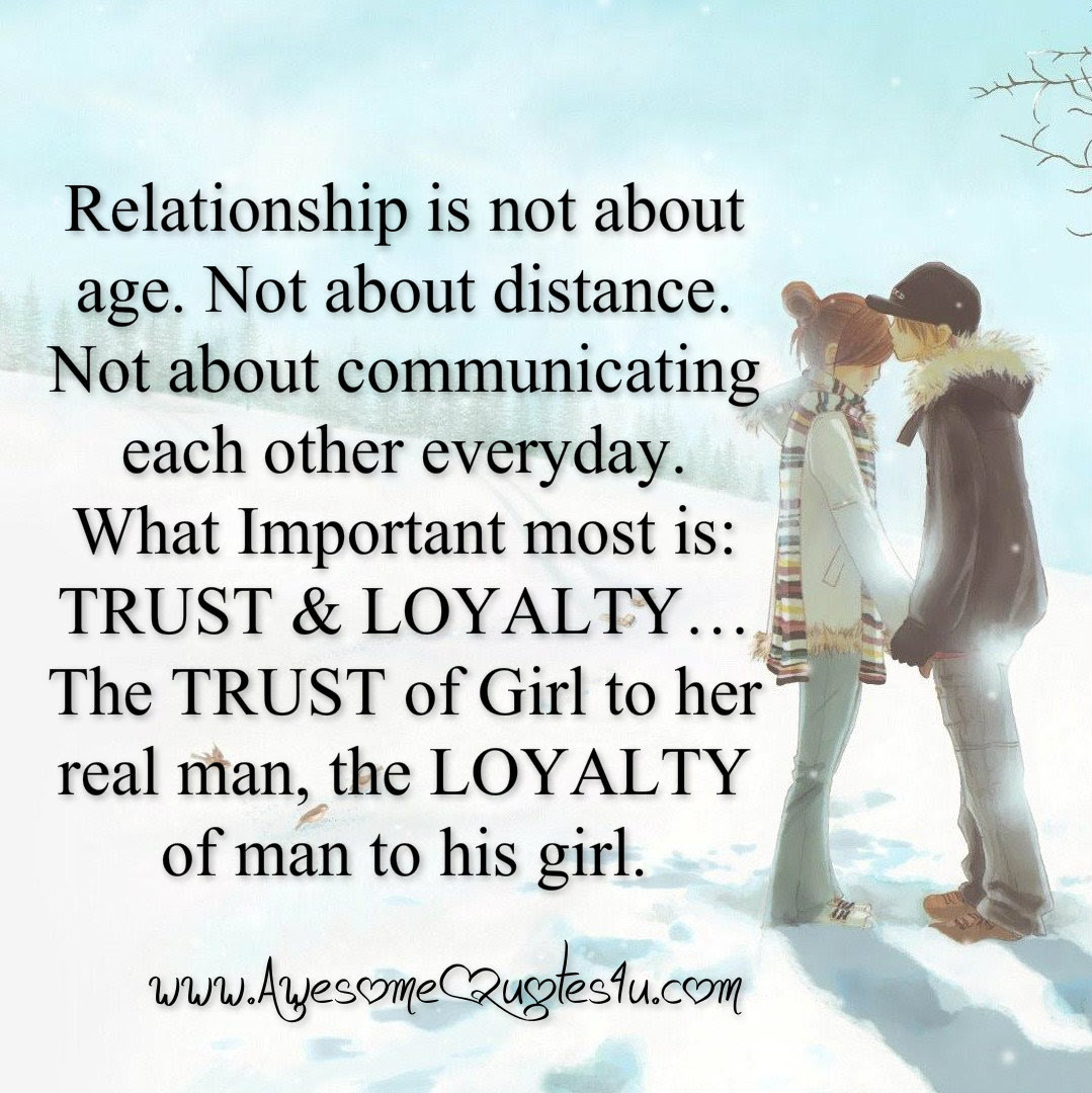Quotes About Age Relationships 52 Quotes